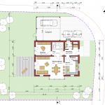 Grundstück und Erdgeschoss