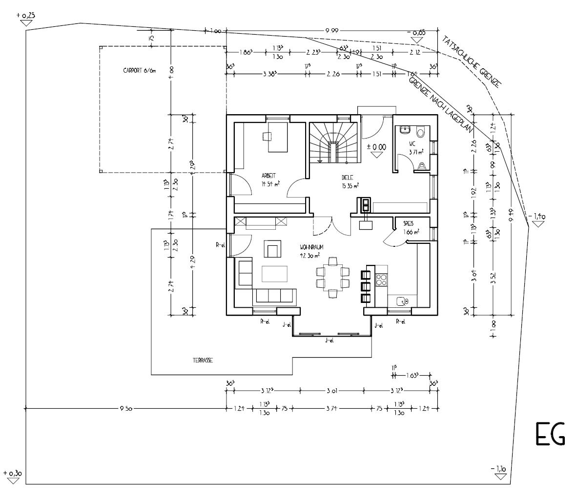 bauantrag projekt hausbau in adelsdorf. Black Bedroom Furniture Sets. Home Design Ideas