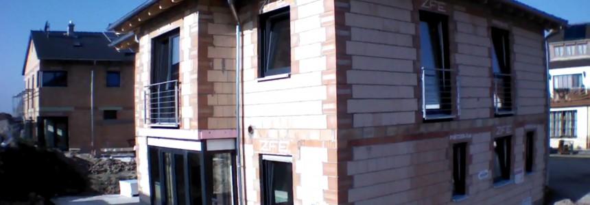 Medium Haus, XXL Baugebiet